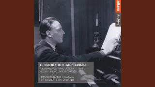Piano Concerto No. 25 in C major, K.503: II . Andante
