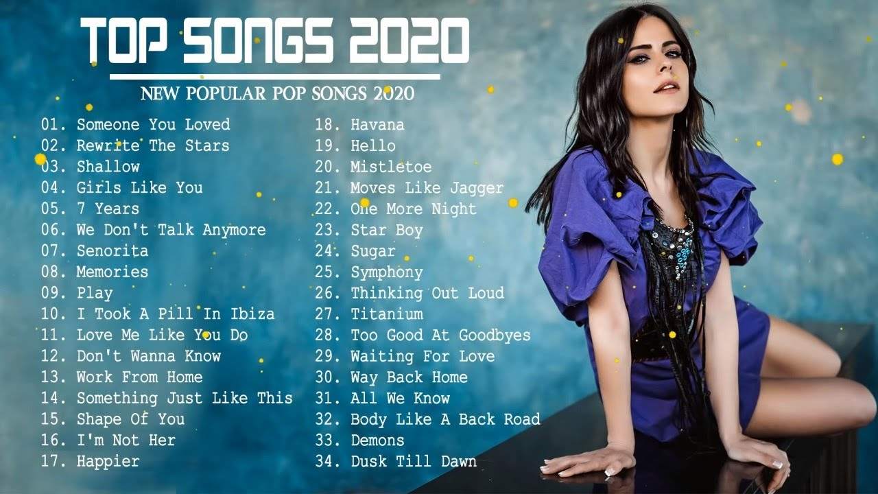 Top Hits 2020 - Top 40 Songs This Week Playlist