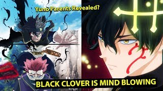Black Clover Plot Twist BLOWS Everyone's Mind & Yuno's Parents REVEALED