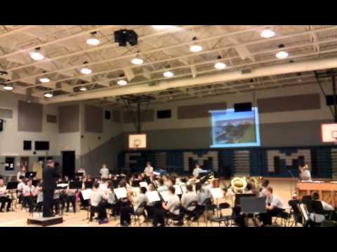 Feagin Mill Middle School, GA - 2013 Spring Concert