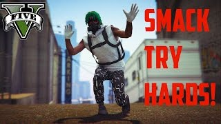 GTA 5 Online | How to BEAT Try Hards | Combat Tutorial