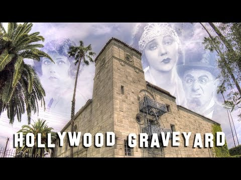 FAMOUS GRAVE TOUR - Hollywood Forever #4 (Barbara La Marr, Ford Sterling, Etc.)