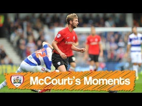 Paddy McCourt's QPR Moments