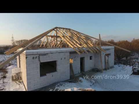 Строительство частного дома проект Z10 Калининград