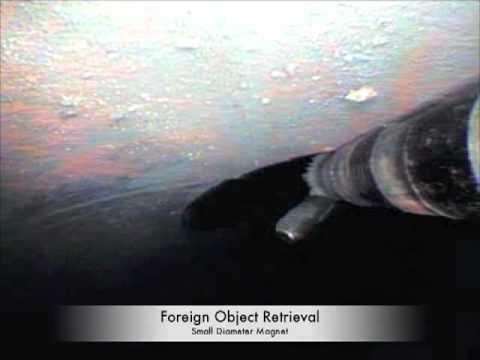 Foreign Material Retrieval Magnet