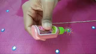 3D cone outlinerతో మీblouseకి మగ్గం అవసరంలేకుండా design చేసుకోండి/hand embroidery/aari designer work