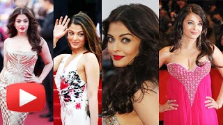 14 Years of Aishwarya Rai At Cannes Film Festival - Watch Now!