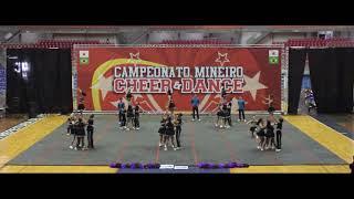 PANTHERS NO II CAMPEONATO MINEIRO CHEER & DANCE 2018