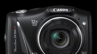 Canon Powershot Sx150 IS Tutorial video | Beginners video