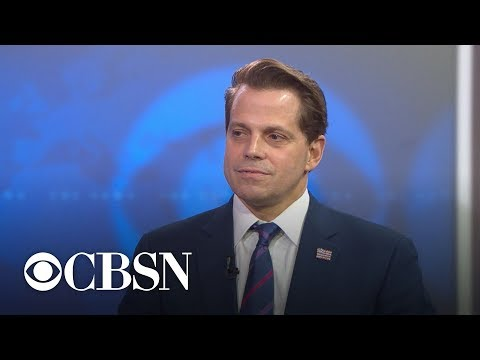 Anthony Scaramucci discusses Roger Stone, President Trump and 2020