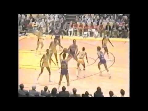 Dennis Johnson (27pts/4rbs/5asts/5stls) vs Lakers, 1982 WCSF game2, highlights