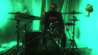 Lotus Eater - Vermin  - Live Drums ( Official Music Video )