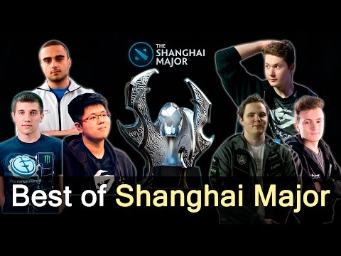 Best moments of Shanghai Major — Dota 2