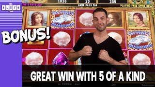 💎 FIVE OF A KIND? 💰 Serious Bonus @ Everything Vegas ✪ BCSlots (S. 24 • Ep. 2)