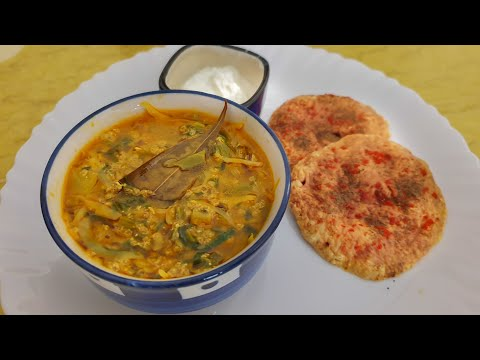 keto-khichdi-with-masala-papad-|-keto-lunch