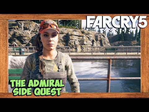 Far Cry 5 The Admiral Side Quest