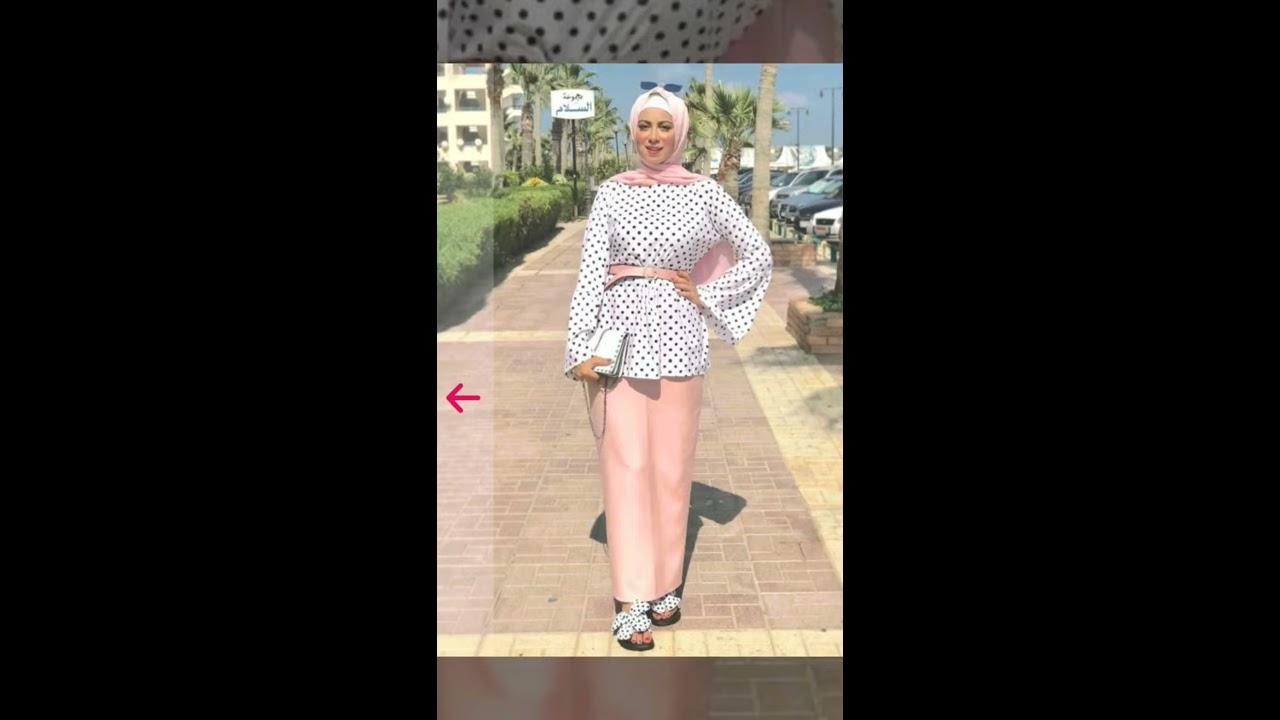 [VIDEO] - HIJAB FASHION (2019)    افكار تنسيق ملابس للمحجبات 1
