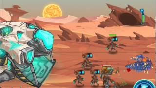 Stellar Wars iOS Gameplay 'N Action