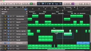 tupac can t c me instrumental logic pro remake