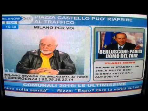 Sicignano Francesco al Milano W canale 191