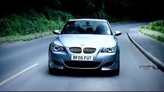 BMW M5 Road Test Part 1 | Top Gear | BBC