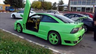 Opel Calibra 2011 (tuning in Belarus)