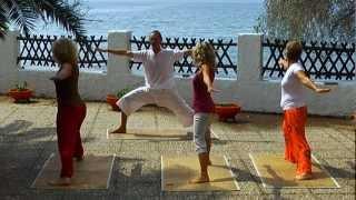 Gambar cover Indigourlaub: ILIOHOOS Yoga und Qi Gong am griechischen Pilion