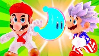 СУПЕР МАРИО ОДИССЕЙ #48 мультик игра для детей Детский летсплей на СПТВ Super Mario Odyssey Boss