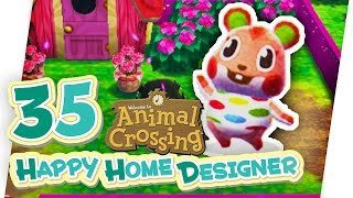 JESSIS TRAUMHAUS! ♥ ANIMAL CROSSING: HAPPY HOME DESIGNER - 34