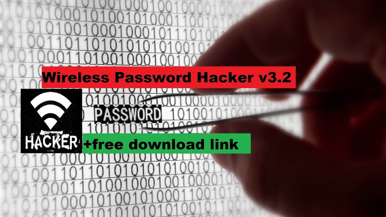 wireless password hacker torrent