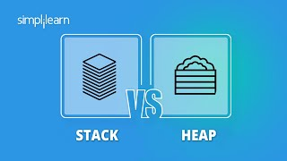 Stack vs Heap Memory   Stack And Heap In C   C Tutorial For Beginners   Simplilearn