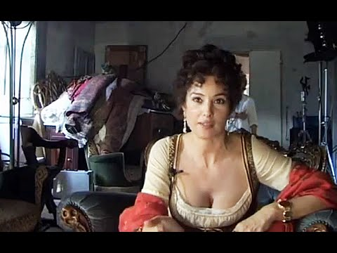 Monica Bellucci Making of N Io e Napoleone