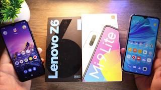 Lenovo Z6 Lite vs Xiaomi Mi 9 Lite / ОБЗОР + СРАВНЕНИЕ ► ЛУЧШИЕ НАЧАЛЬНЫЕ ФЛАГМАНЫ в 2020!
