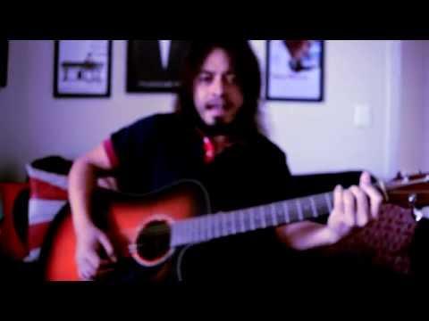 Cinderella - Heartbreak Station (Acoustic Cover by James Keifer)