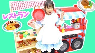 Restaurant Pretend Play/nya-nya Restaurant Kitchen Rapunzel Doll/Fo...