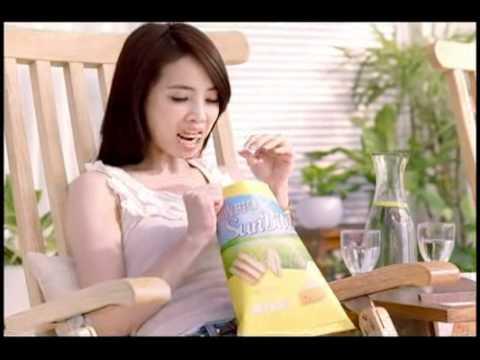 蔡依林 - Sunbites 陽光滋味 (廣告) - YouTube