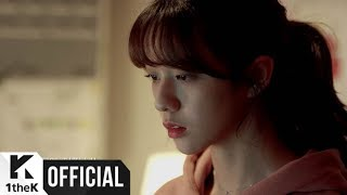 [MV] MINSEO(민서) _ Way back home(터벅터벅) (It's okay to be sensitive 2(좀 예민해도 괜찮아2) OST Part.3)