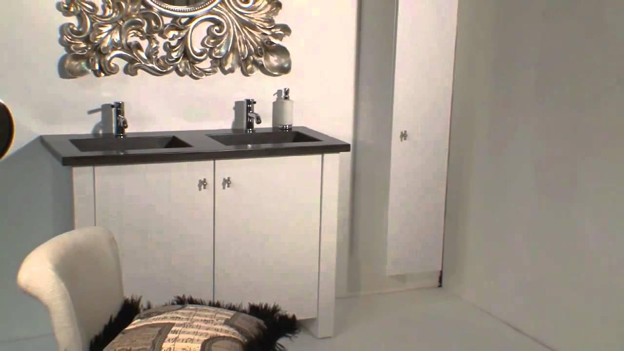 Van Heck Badkamers Trends 2011 - YouTube