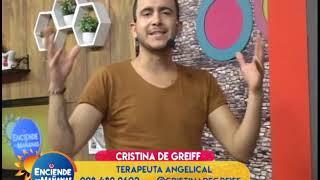 ENCIENDE TUS MAÑANAS: TERAPEUTA ANGELICAL CRISTINA DE GREIFF