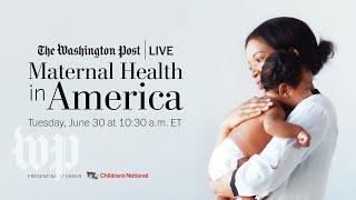 Christy Turlington Burns, Rep. Lauren Underwood discuss maternal health in the US (Full Stream 6/30)