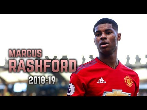 Marcus Rashford 2018-19 | Dribbling Skills & Goals