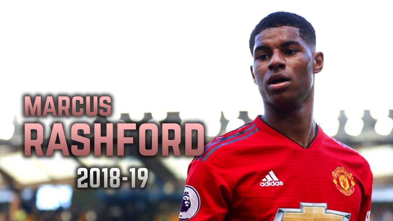 Download Marcus Rashford 2018-19 | Dribbling Skills & Goals