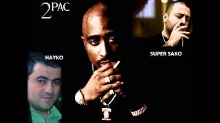 Download SUPER SAKO -  2 PAC  - HAYKO MP3 song and Music Video