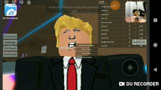 Let's play Roblox : Would you rather Donald Trump, with Jo Tdx & Brandon