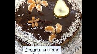 Бисквит с фруктами: рецепт от Foodman.club