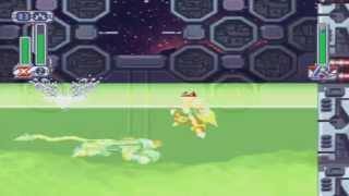 Mega Man X4 No Damage (Zero): Final Weapon [Boss Rush/Final Boss]
