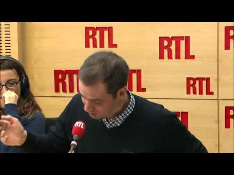 Tanguy Pastureau : Candeloro a son anaconda qui bouge - RTL - RTL