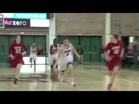 UTRGV Women's Basketball Falls to Seattle U on Last Second Shot