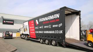 Hannaman Benny Hill Forklifts