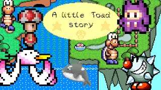 A Little Toad Story (#1) | Super Mario World Hack